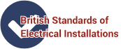 british standards of electrical installations logo