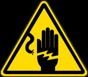 Bolt through Hand