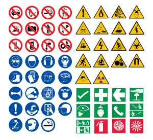 Electrical Safety Signs And Symbols