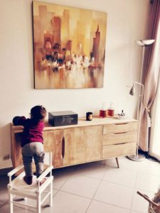 Childproofing Living Areas